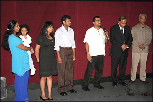 present at the screening of yal devi sri lankan consul general in