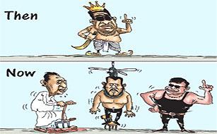 Daily Mirror Cartoon