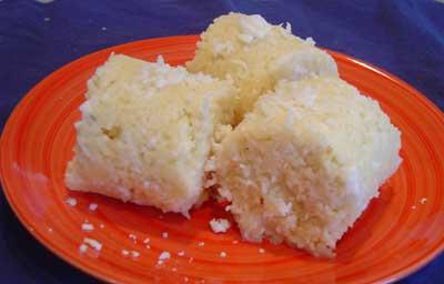 pol roti coconut flat bread