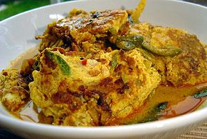 Curried Egg Omlette Sri Lanka Recipes Malini S Kitchen