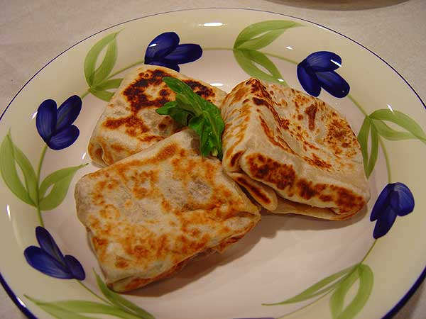 Anoma S Kitchen Vegetable Roti